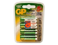Batérie PRO HR6 AA ReCyko+ GP 4ks