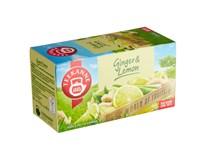 Teekanne čaj zázvor citrón 3x35 g