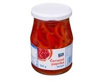 ARO Paprika červená rezy 10x340 g