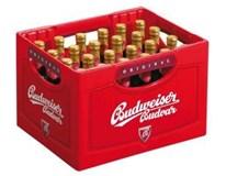 Budvar pivo 12% 24x330 ml SKLO