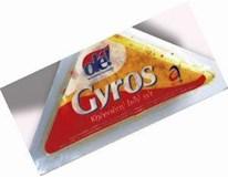 Akawi Gyros polotvrdý nezrelý syr chlad. 1x125 g