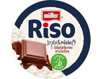Müller Riso ryžový dezert mix (čokoláda, škorica) chlad. 12x200 g