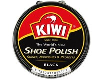 Kiwi shoe polish čierny 1x1 ks