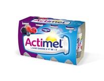 Danone Actimel nápoj lesné ovocie chlad. 8x100 ml
