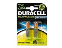 Batérie nabijateľné  800 AAA Duracell 2ks