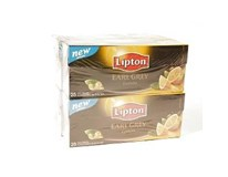 Lipton Earl grey lemon čierny čaj 6x50 g