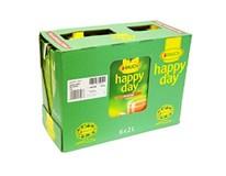 Happy Day nektár červený pomaranč 30% 6x2 l