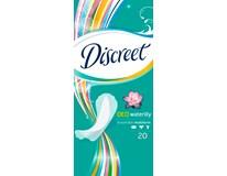Discreet water lily dámske vložky 1x20 ks