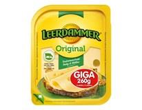 Leerdammer Original plátky 45% chlad. 1x260 g