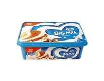 Algida Big Milk Nugát zmrzlina mraz. 1x1000 ml