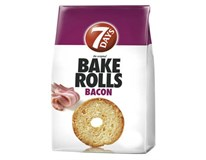 7 Days Bake Rolls slanina 1x80 g