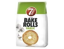 7 Days Bake Rolls cesnak 1x80 g