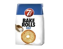 7 Days Bake Rolls soľ 1x80 g
