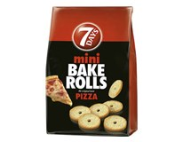 7 Days Bake Rolls mini pizza 1x80 g