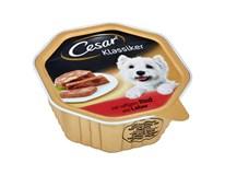 Cesar hovädzie mäso + pečeň 1x 150 g