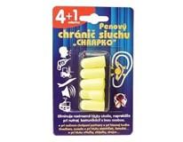 Chrapko chrániče sluchu 1x(4+1ks)