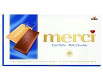 Merci tabuľková čokoláda mliečna 1x100 g