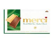 Merci tabuľková čokoláda oriešková 1x100 g