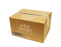 Evian prírodná minerálna voda 20x330 ml SKLO