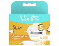 Gillette Venus&Olay náhradné hlavice 1x4 ks