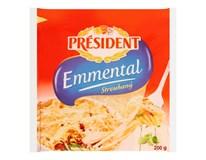 Président Ementál strúhaný syr chlad. 1x200 g