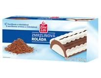 Fine Life Roláda vanilka-čokoláda mraz. 1x900 ml