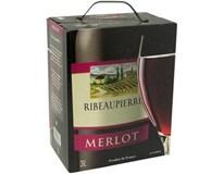 Ribeaupierre Merlot 1x3 l bag in box