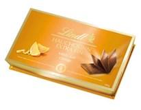 Lindt Tenké čokoládové plátky z príchuťou pomaranča 1x125 g