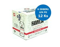 GAS Familia premium vodka 38% 1x200 ml (min. obj. 12 ks)