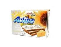 Bonavita Active krehké plátky syr + slnečnica 1x140 g