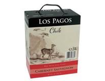 Los Pagos Cabernet Sauvignon 1x3 l  bag in box