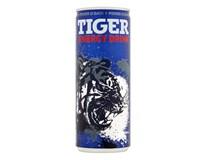 Tiger energetický nápoj 12x250 ml PLECH