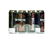 Barths strong pivo 8,3% 4x500 ml PLECH