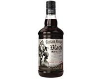 Captain Morgan Black Spiced 40% 1x700 ml