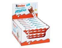 Kinder Chocolate maxi T1 tyčinka z mliečnej čokolády 36x21 g
