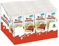 Kinder Country mliečna tyčinka 40x23,5 g