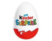 Kinder Surprise čokoládové vajíčko 72x20 g