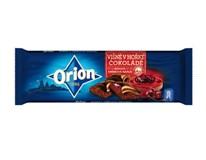 Orion čokoláda horká s višňovou náplňou 1x240 g