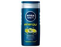 Nivea Men Energy sprchový gél pánsky 1x250 ml