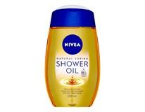 Nivea Natural oil sprchový olej 1x200 ml