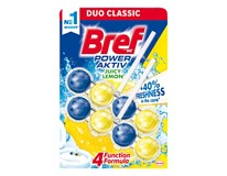 Bref Power Aktiv Lemon 2x50 g