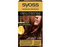 Syoss color oleo teplý medený 6-76 farba na vlasy 1x1 ks