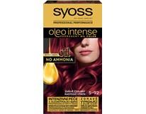 Syoss color oleo žiarivý červený 5-92 farba na vlasy 1x1 ks