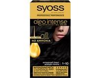 Syoss color oleo intenz. čierny 1-10  farba na vlasy 1x1 ks