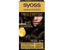 Syoss color oleo sýtohnedý 3-10 farba na vlasy  1x1 ks