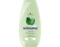 Schauma 7 bylín šampón na vlasy 1x250 ml