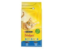 Friskies adult dry cat granule losos 1x1,7 kg