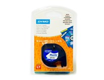 Páska plastová biela 12xmmx4m Letratag DYMO 1ks