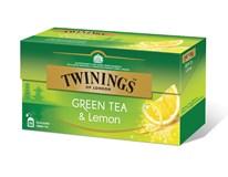 Twinings Green Tea&Lemon zelený čaj 1x40 g