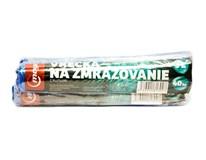 Vrecká na zamrazovanie s klipom 3l Moya 3x40ks